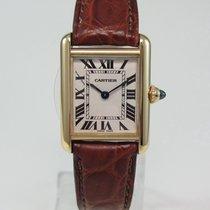 Cartier Tank Louis Cartier 18K Gold Revisioniert