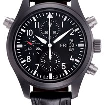 IWC Pilot's Double Chronograph Limited Edition IW378601