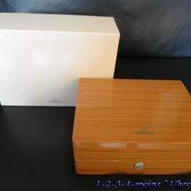 Omega Holz Luxus Uhrenbox