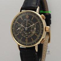 Minerva Vintage Chronograph 14k/ 585 Gold
