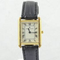 Paul Picot Damen Uhr American Bridge Quartz Stahl/stahl...