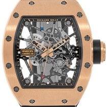 "Richard Mille RM-035 Americas ""Gold Toro"" Skeleton Dial..."
