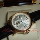 Ulysse Nardin GMT Big Date 42mm 18kt Rose Gold Silver S...