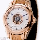 Omega DeVille Center Tourbillion Ref-51333000 18k Rose Gold...