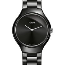 Rado R27742192 True Thinline Quartz Ladies Watch