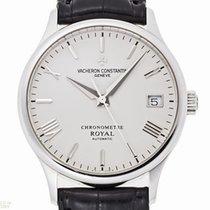 Vacheron Constantin Patrimony Chronometre Royal 18k White Gold...