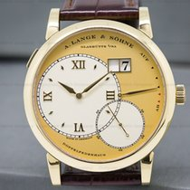 A. Lange & Söhne 115.021 Grand Lange 1 18K Yellow Gold /...