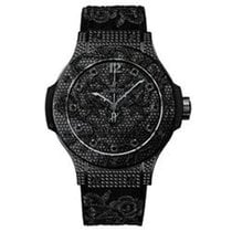 Hublot Big Bang Broderie All Black