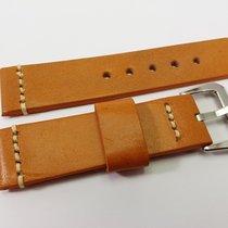 Leather Watch Strap Vintage 22 mm