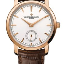 Vacheron Constantin Traditionelle Small Seconds 18k Pink Gold
