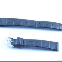 Oris Leder Armband 16mm Mit Dornschliesse 14mm Neu Schwarz