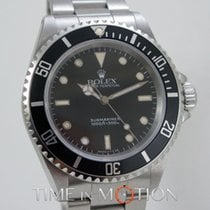 Rolex Submariner Sans Date 14060 Full Tritium  Extra Full Set