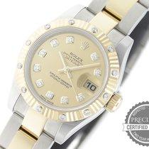 Rolex Datejust 26 179313-72133
