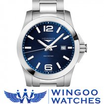 Longines CONQUEST 43MM Ref. L37604966