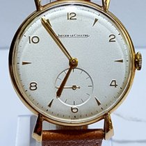 Jaeger-LeCoultre 9ct gold tear drop lugs circa 1959
