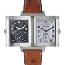 Jaeger-LeCoultre Jaeger - 270.8.54 Reverso Duo in Steel - on...