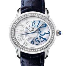Audemars Piguet Ladies Millenary Automatic White Gold Diamonds