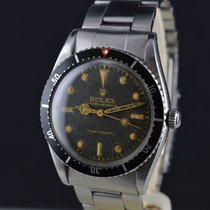 Rolex Turn-O-Graph Submariner 6202 Red Triangle