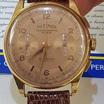 Ultimor Ultra Rare Ultimor Oversize Chronographe Swiss  38 mm