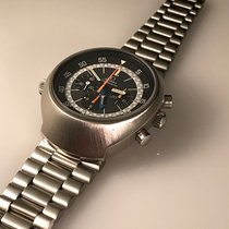 Omega Flightmaster Chronograph 145.026 With Original Bracelet