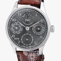 萬國 (IWC) Portuguese Perpetual Calendar Single Moon