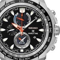 Seiko SSC487P1 Prospex Sea Chronograph Herren 45mm 10ATM