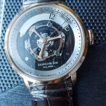 Arnold & Son Golden Wheel LTD 125