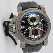 Graham Chronofighter Oversize Limited Edition 200 Pieces 20VKT