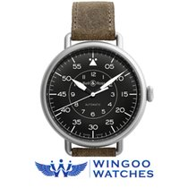 Bell & Ross VINTAGE WW1 MILITARY Ref. BRWW192-MIL/SCA