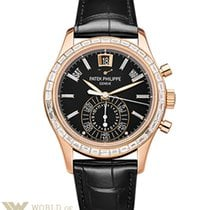 Patek Philippe Complications Annual Calendar Chronograph Rose...