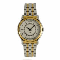 Bedat & Co No. 8 Men's Steel & Gold Quartz Watch...