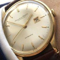 IWC Seltene IWC Automatik Uhr mit Datumsanzeige
