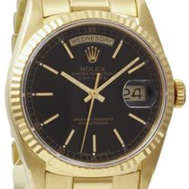 Ρολεξ (Rolex) Day-Date President Men's 18K Gold Watch,...
