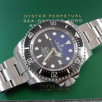 Rolex Sea-Dweller Deepsea Blue James Cameron