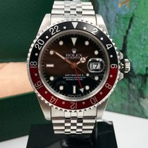 Rolex GMT-Master II 16710 never polished like new