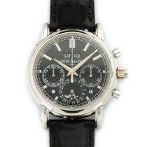 Patek Philippe Platinum Perpetual Split Seconds Chrono Watch...