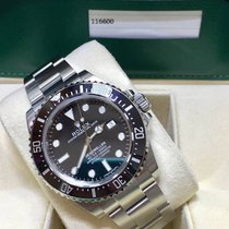 Rolex Sea-Dweller 4000 Box&Papers Full Like New ,10-2016