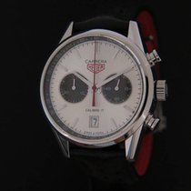 TAG Heuer Carrera 80th Jack Heuer Limited Edition cv2119.FC6310