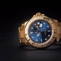 Rolex Yacht-Master Blue Dial