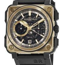 Bell & Ross Aviation Men's Watch BRX1-CE-PG