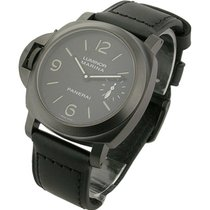 Panerai PAM00026K PAM 26 K - Luminor Marina Left Handed in PVD...