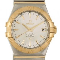 Omega Constellation Co-Axial Stahl/18kt Gelbgold Automatik 38mm