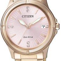 Citizen Elegant Eco Drive Damenuhr FE6053-57W