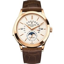 Patek Philippe 5216R-001 Rose Gold Men Grand Complications...