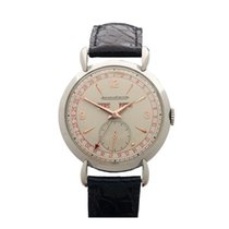 Jaeger-LeCoultre Vintage Triple Date Cal. 464 Stainless Steel...