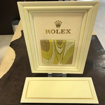 Rolex Watch window Display 1