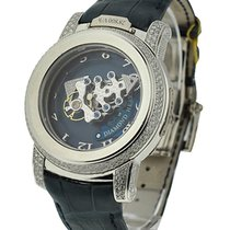 Ulysse Nardin 029-80 Platinum Freak Diamond Heart Tourbillon -...