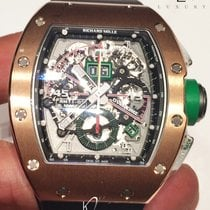 Richard Mille RM11-01 Roberto Mancini Rose Gold