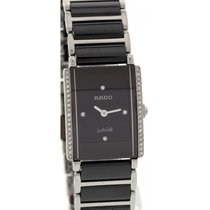 라도 (Rado) Ladies Rado Jubile Titanium & Diamond 153.0488.3...