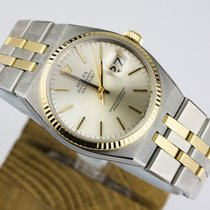 Rolex DATEJUST OYSTERQUARTZ GOLD/STEEL REF.17013